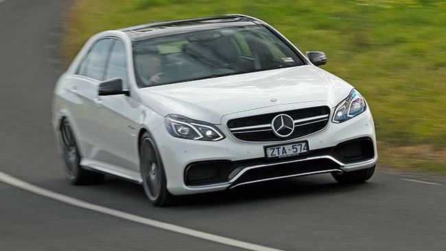 Mercedes e63 2013 review carsguide for 2013 mercedes benz e63 amg review