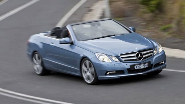 Mercedes benz e250 2013 review carsguide for 2013 mercedes benz e350 review