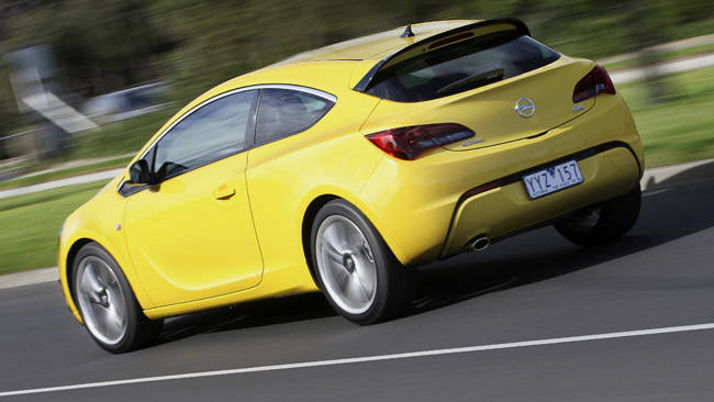 opel astra gtc sport 2012 review carsguide. Black Bedroom Furniture Sets. Home Design Ideas