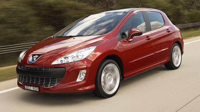 used peugeot 308 review: 2008-2011 | carsguide
