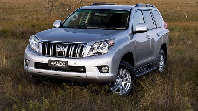 Toyota Landcruiser Prado Used Review 2009 2012 Carsguide