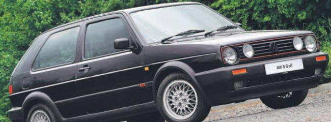 Used Volkswagen Golf review: 1990-1993   CarsGuide