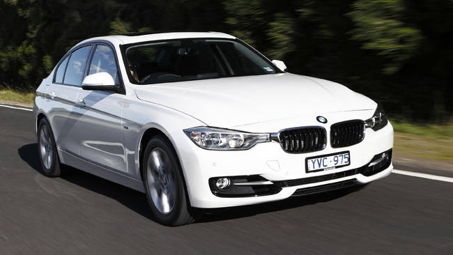 BMW Series Review Snapshot CarsGuide - 320i bmw 2012