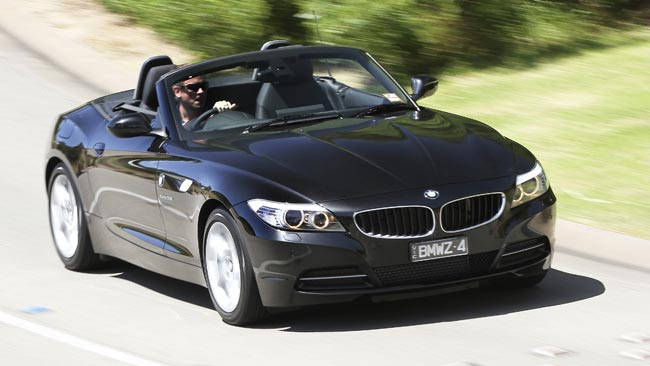 Bmw Z4 2012 Review Carsguide