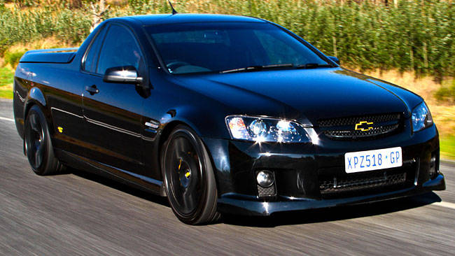 South African super Holden ute - Car News | CarsGuide