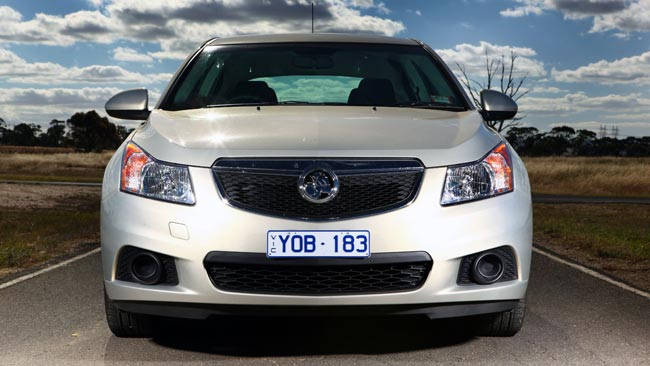 Holden Cruze Cd 2011 Review Carsguide