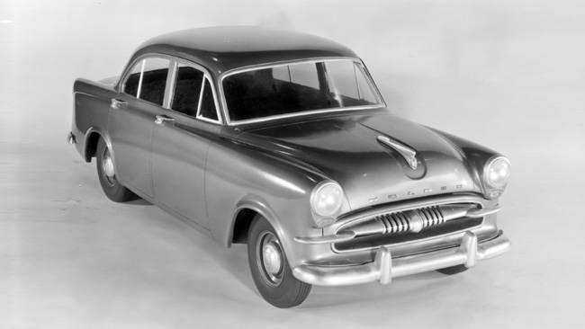 Secret 1950s Fe Holden Prototypes Car News Carsguide
