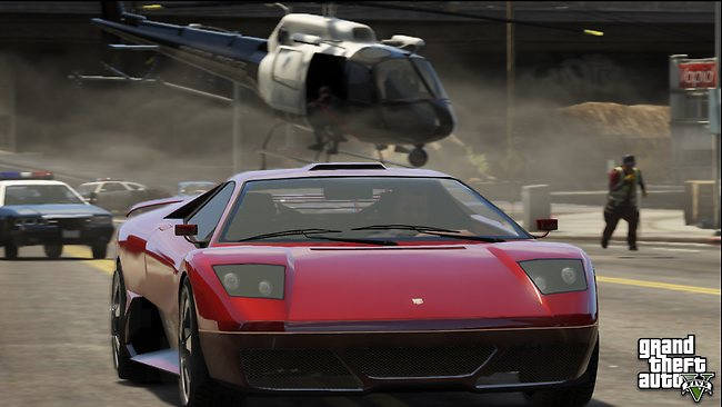 Grand Theft Auto V Review Car News Carsguide
