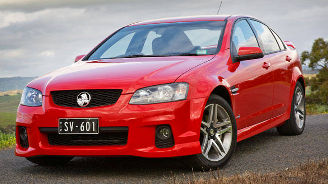 Coupe Vs Sedan >> Holden Commodore 2011 review | CarsGuide