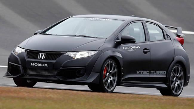 Honda Civic Type R 2013 Review