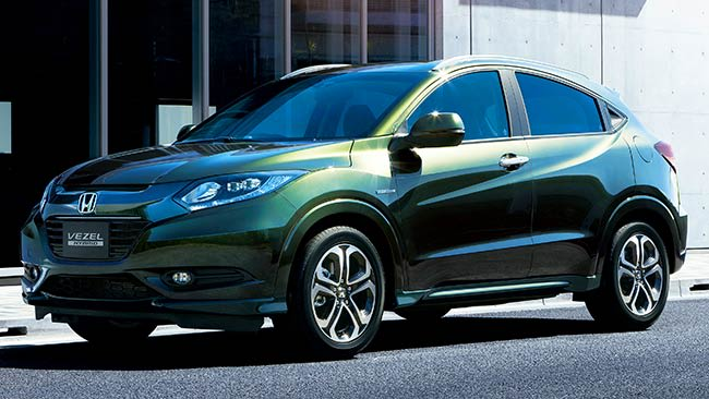Honda Vezel Baby Suv Confirmed For 2015 Car News Carsguide
