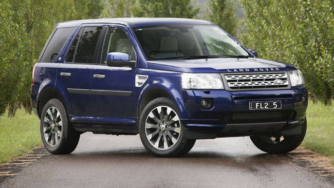Land Rover Freelander 2 2011 review: snapshot   CarsGuide