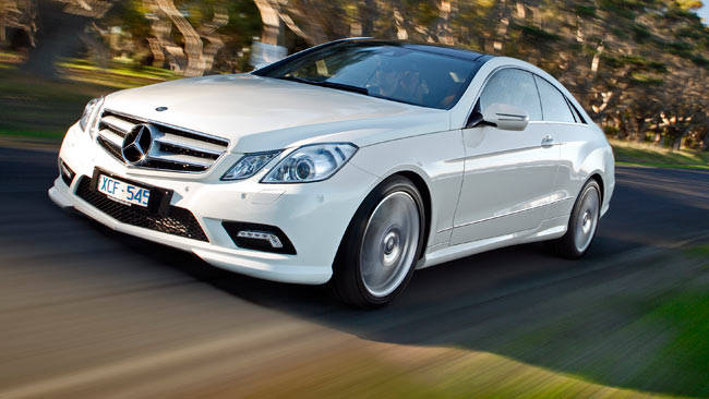 mercedes benz e250 cgi coupe review carsguide. Black Bedroom Furniture Sets. Home Design Ideas