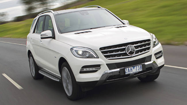 mercedes benz ml250 and ml350 bluetec 2012 review carsguide. Black Bedroom Furniture Sets. Home Design Ideas