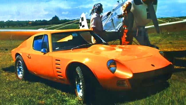 Used Raptor For Sale >> 12 weirdest cars ever built in Australia - Car News ...