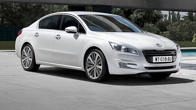 Peugeot 508 2011 review | CarsGuide