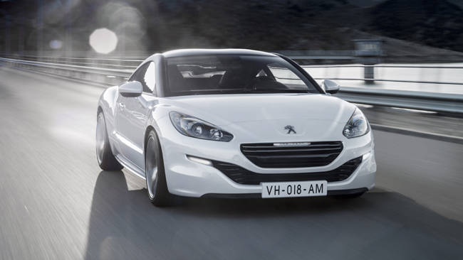 2018 peugeot rcz. exellent peugeot peugeot rcz diesel sports car of the year again  news  carsguide inside 2018 peugeot rcz