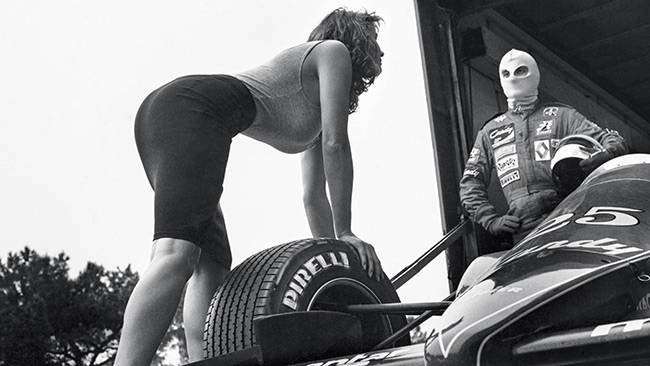 Bmw Of Newton >> 2014 Pirelli Calendar winds back the years | warning: nudity - Car News | carsguide