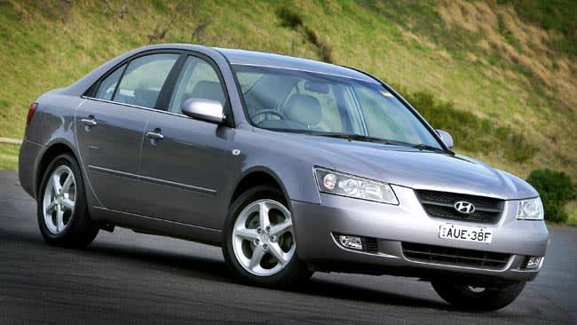 Used Hyundai Sonata Review 2005 2008 Carsguide