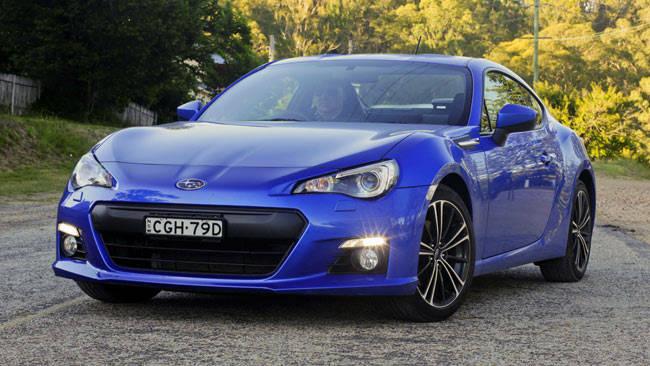 Subaru BRZ 2014 Review   CarsGuide