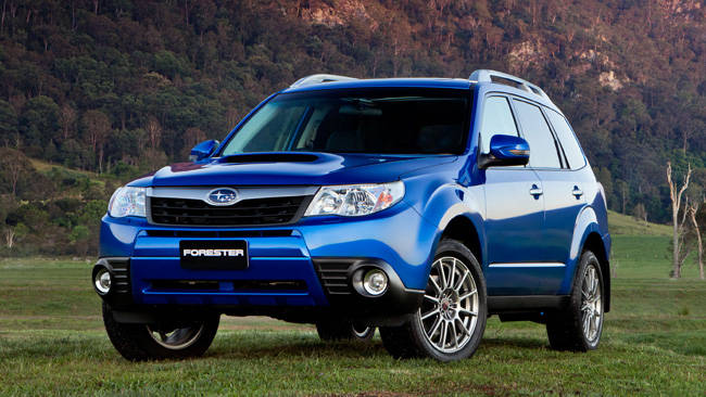 Expert Rating Reviews >> Subaru Forester 2011 review | CarsGuide