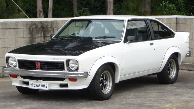 First Torana A9X auction - Car News | CarsGuide