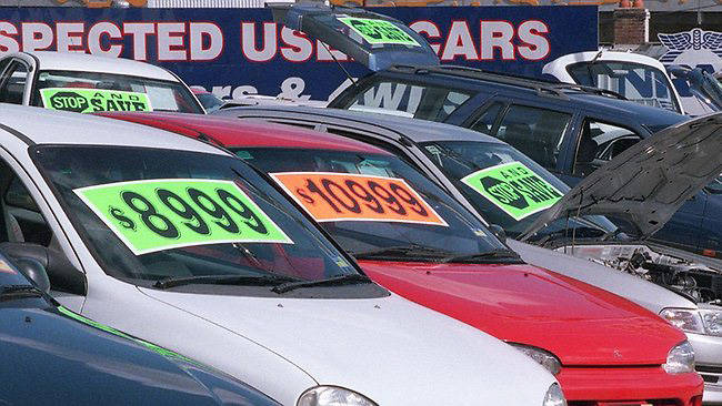 New Car Prices Used Cars For Sale Auto: Used Car Values Dropping - Car News
