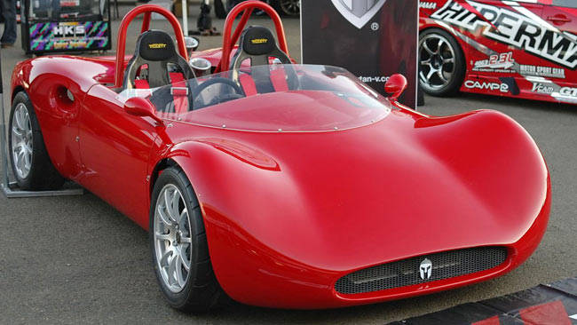 Spartan V Car With Ducati V Twin Engine Car News Carsguide