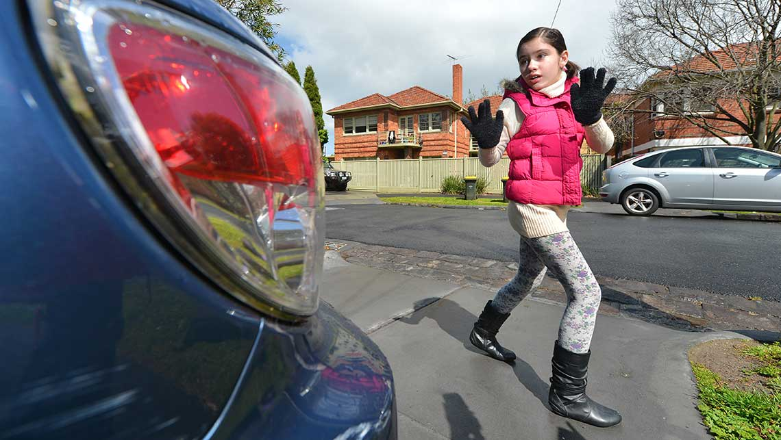 Suvs For Sale >> Driveway danger for young children - Car Advice | CarsGuide