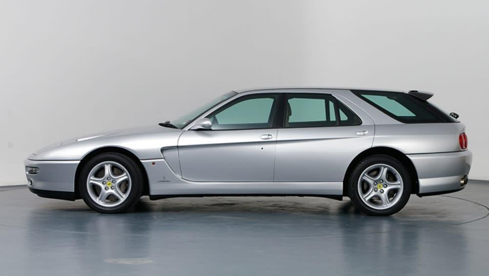 Smart Buy Auto >> Weird Wagons: Ferrari 456 GT Venice   CarsGuide - OverSteer