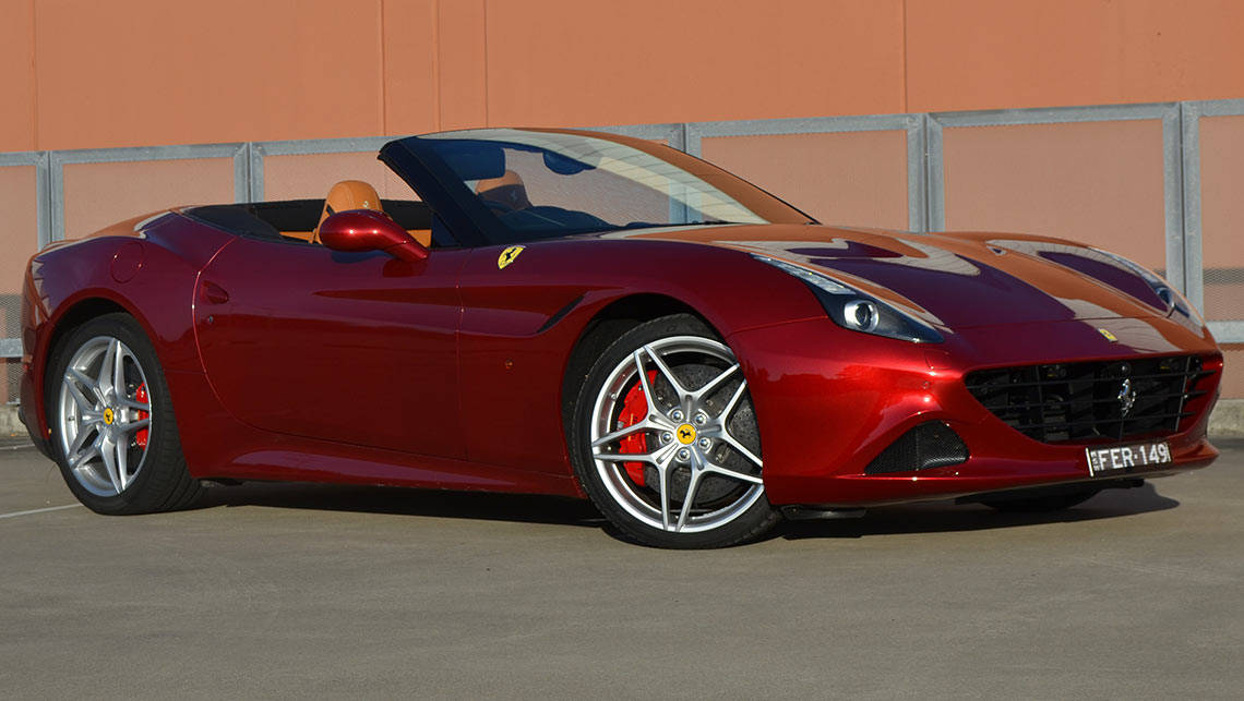 Ferrari California T 2015 Review Carsguide