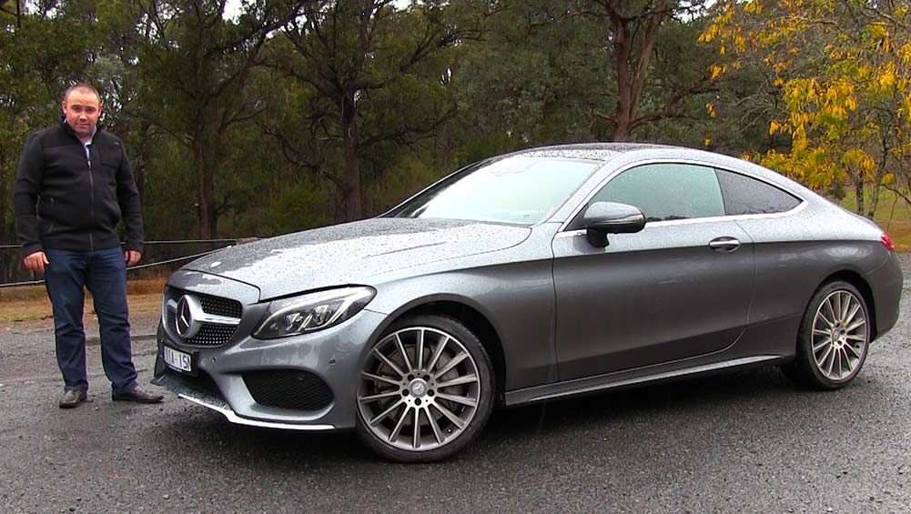 2016 Mercedes-Benz C-Class Coupe review | first drive ...