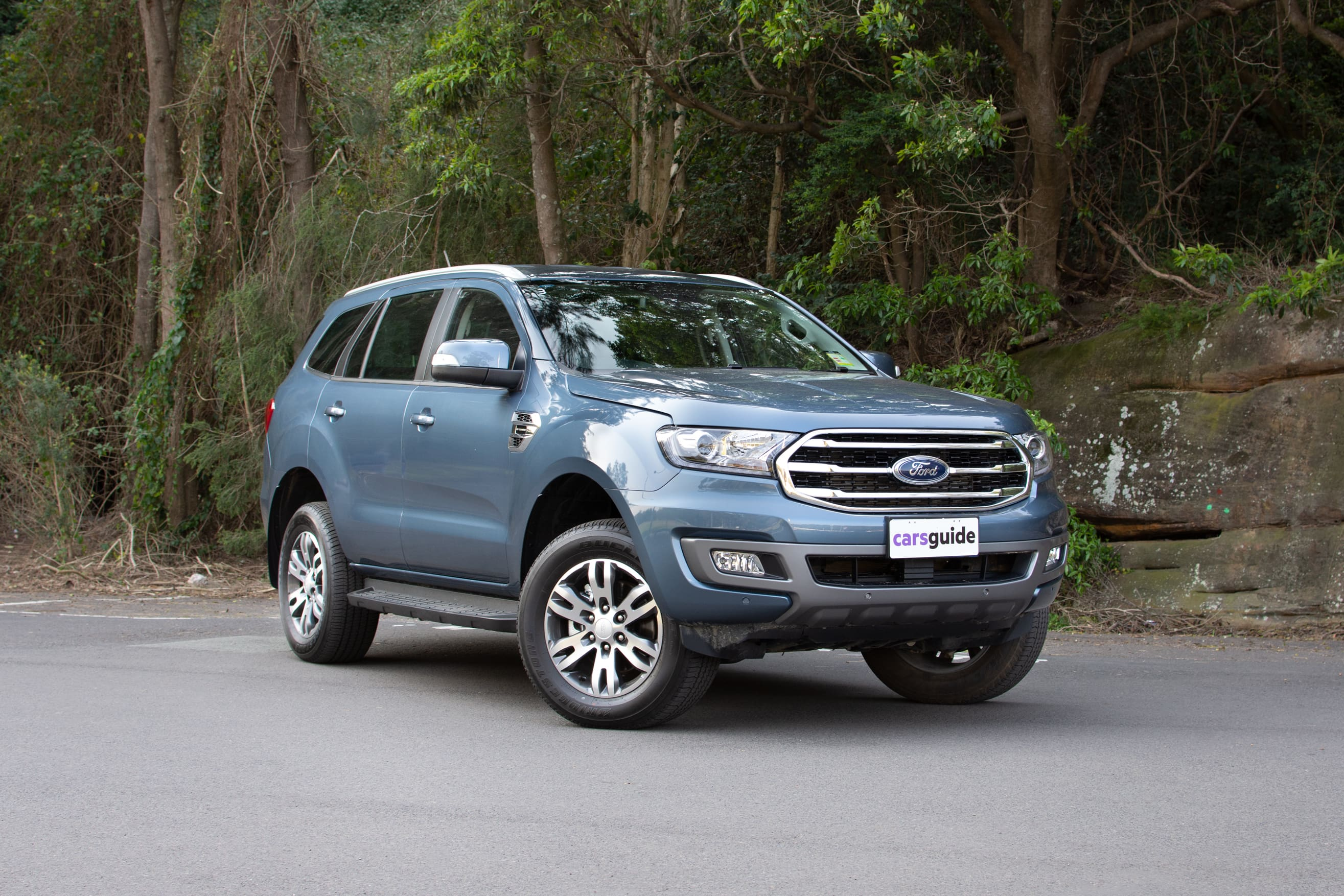 Ford everest trend bi turbo 2019 review carsguide