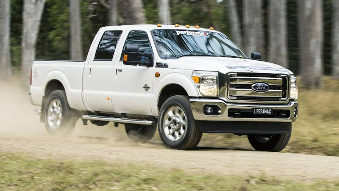 Ford F-250 Performax 2014 Review | CarsGuide