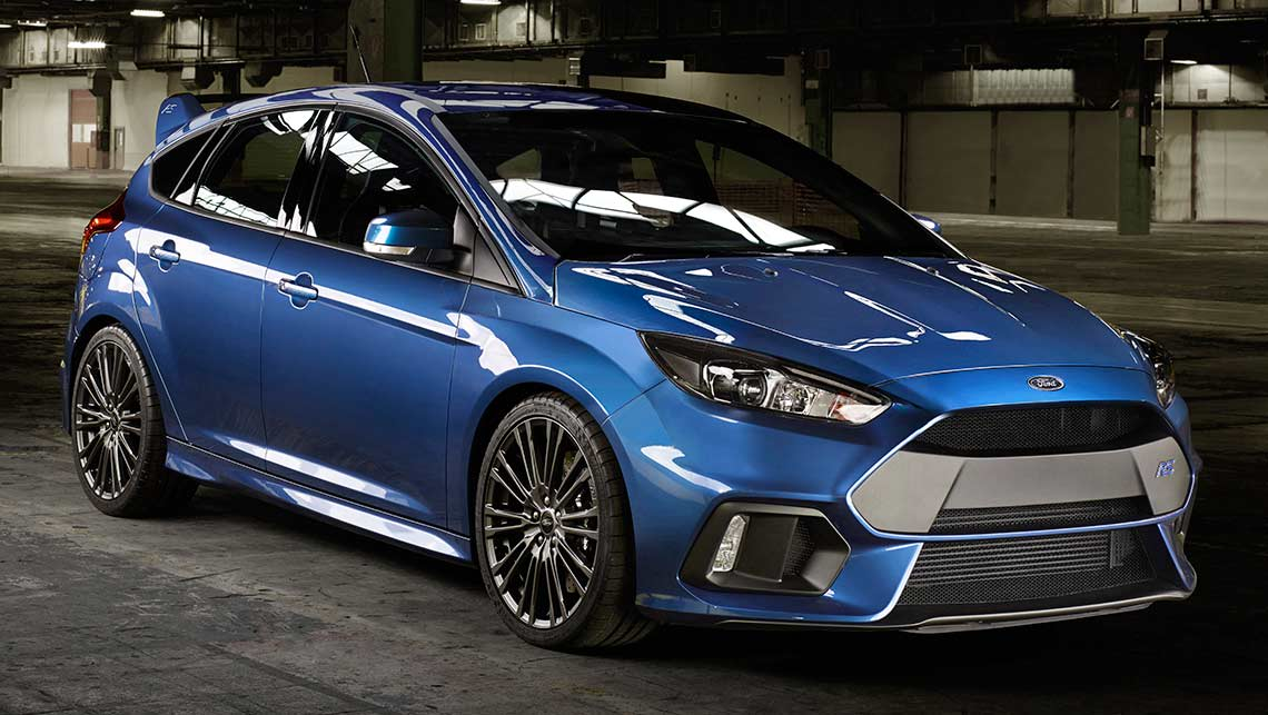 2015 ford focus rs revealed - car news | carsguide