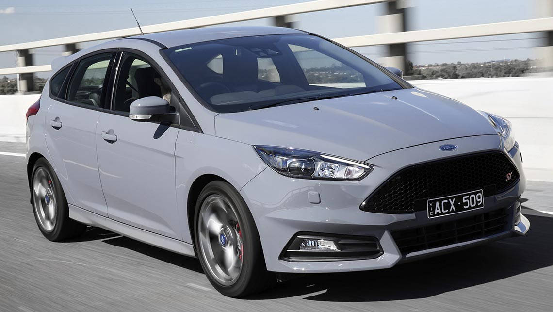 ford focus st 2015 review carsguide. Black Bedroom Furniture Sets. Home Design Ideas