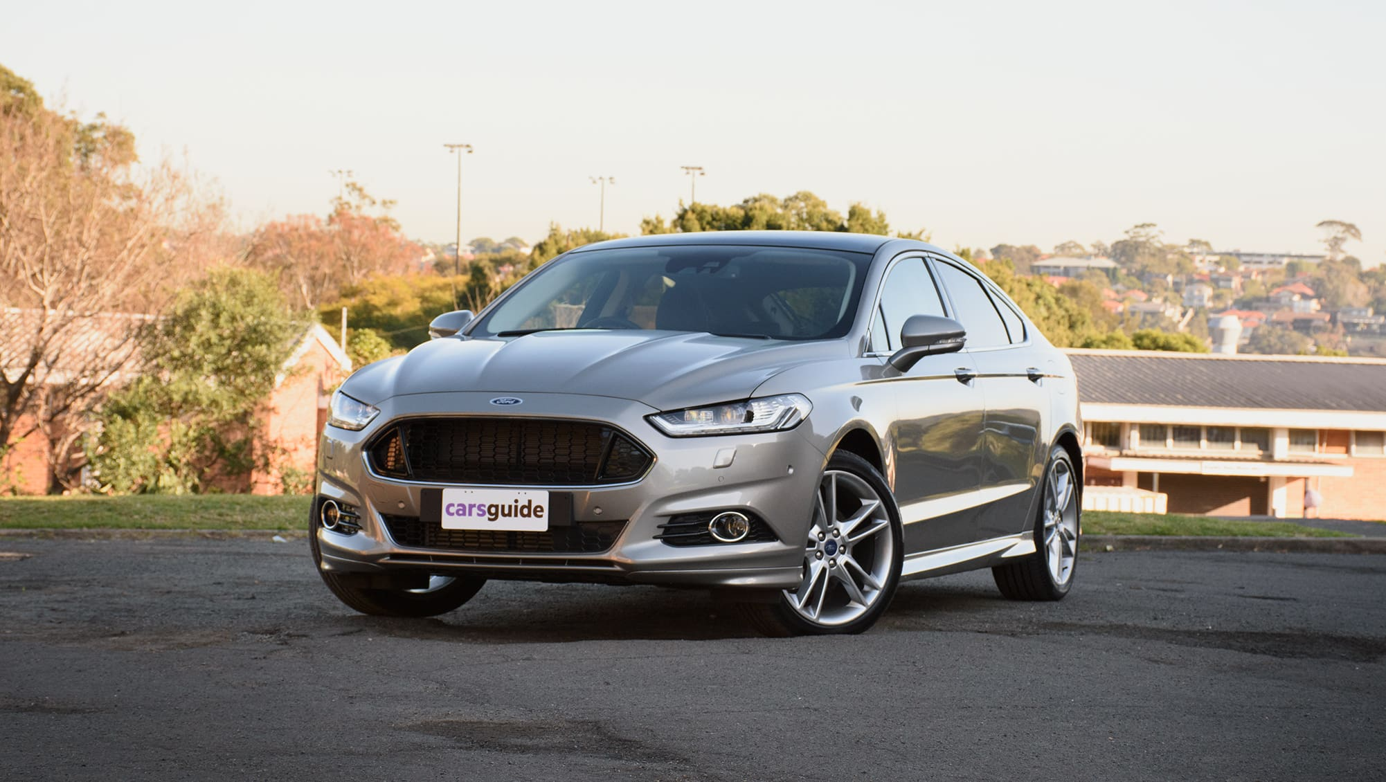 ford mondeo 2018 review titanium hatch carsguide. Black Bedroom Furniture Sets. Home Design Ideas