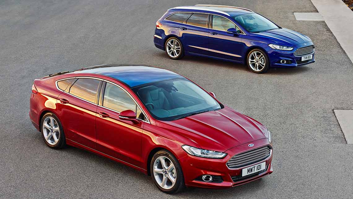 2015 Ford Mondeo New Car Sales Price Car News Carsguide