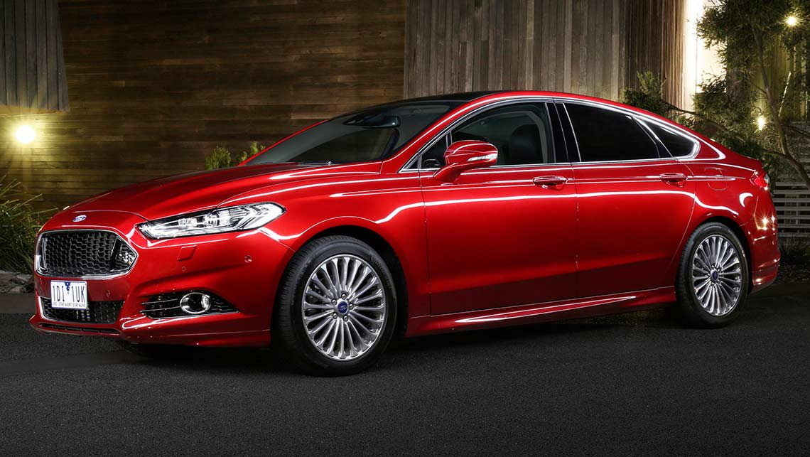 ford mondeo 2015 review carsguide. Black Bedroom Furniture Sets. Home Design Ideas