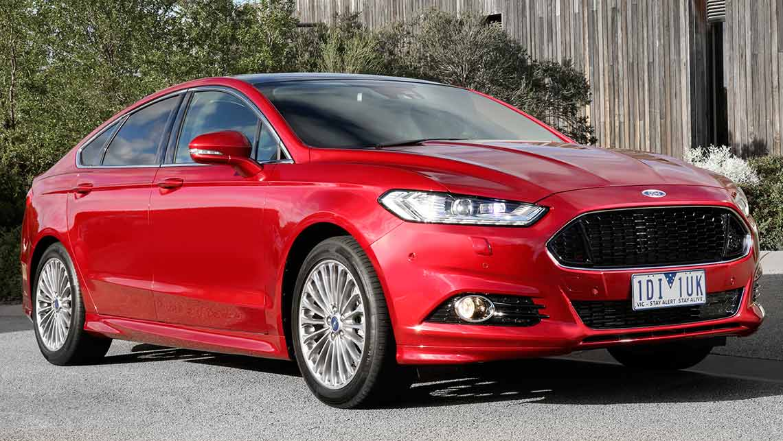 ford mondeo titanium 2015 review carsguide. Black Bedroom Furniture Sets. Home Design Ideas