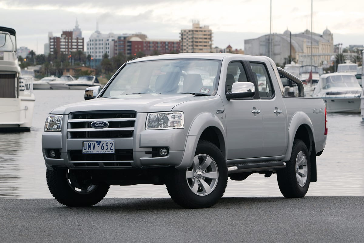 used ford ranger review 2006 2009 carsguide. Black Bedroom Furniture Sets. Home Design Ideas