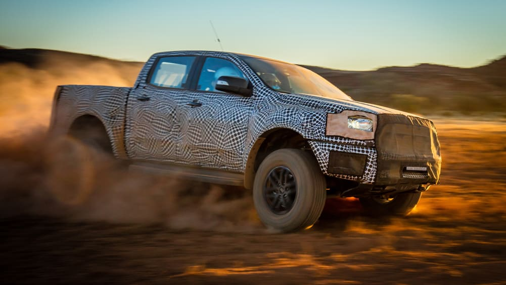 ford ranger raptor 2018 confirmed for australia car news carsguide. Black Bedroom Furniture Sets. Home Design Ideas