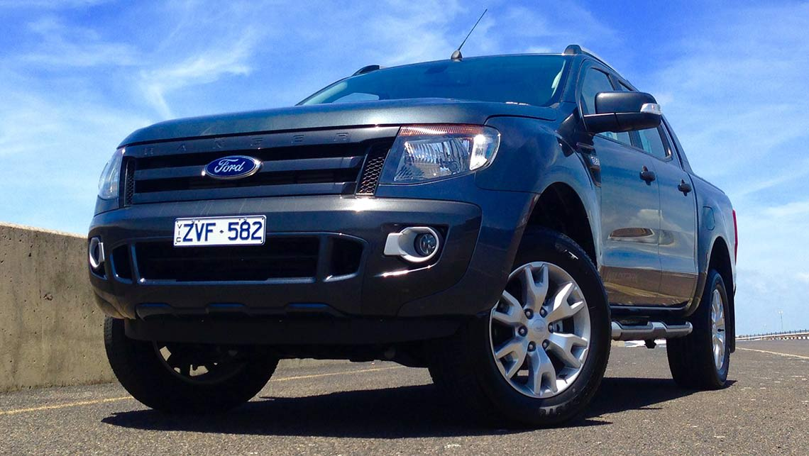 ford ranger wildtrak 2015 review carsguide. Black Bedroom Furniture Sets. Home Design Ideas