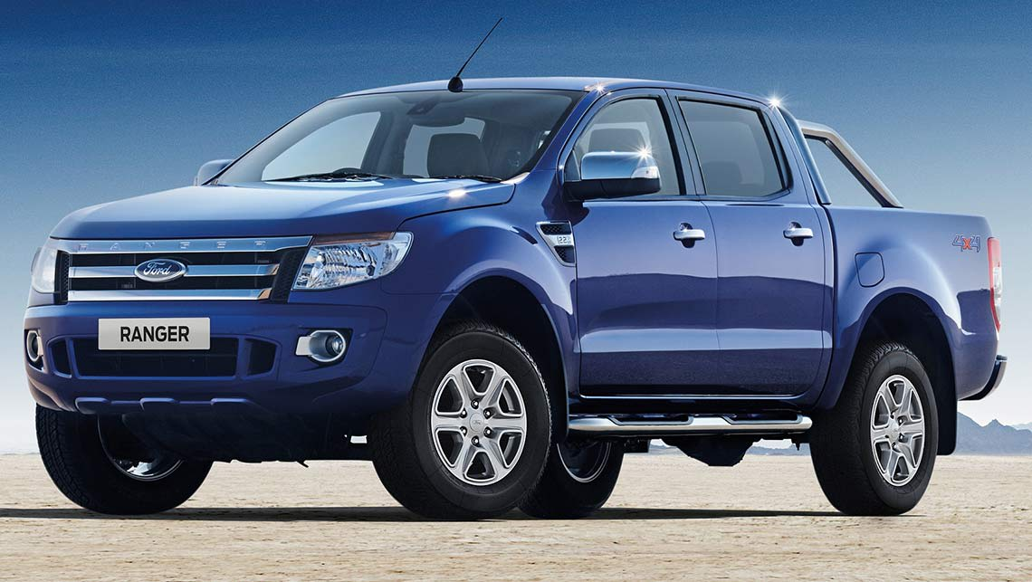2014 ford ranger xlt double cab 4wd review carsguide. Black Bedroom Furniture Sets. Home Design Ideas
