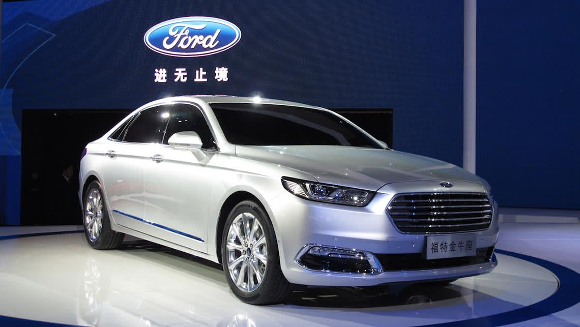 Look Its the Chinese Ford Falcon  Car News  CarsGuide
