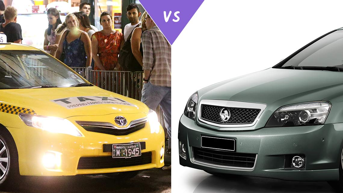 taxi vs uber the melbourne test car news carsguide. Black Bedroom Furniture Sets. Home Design Ideas