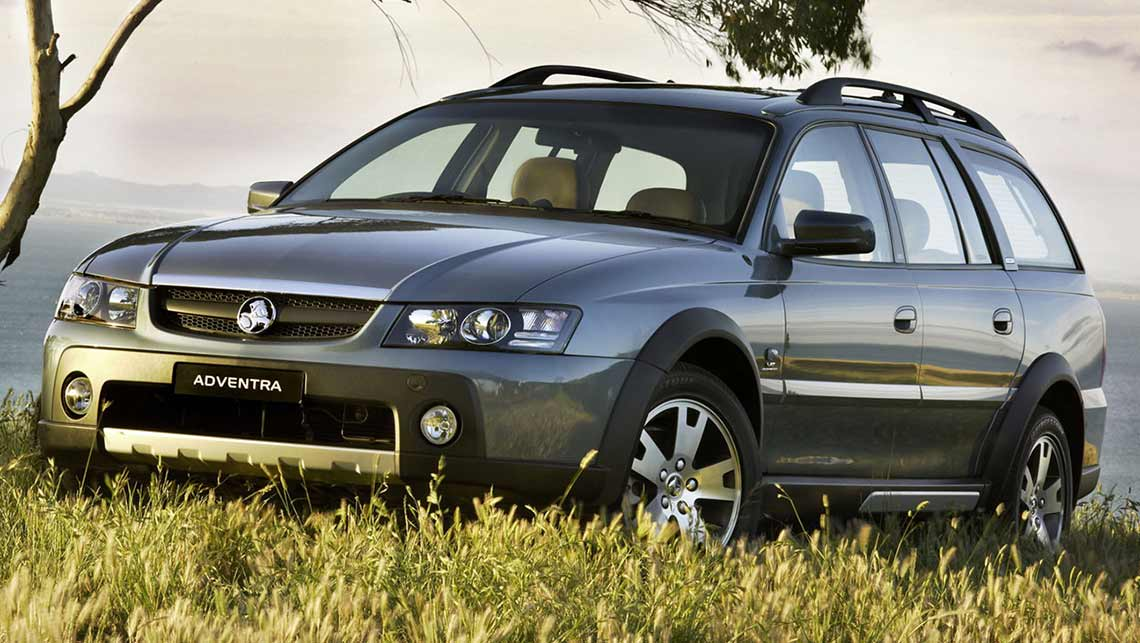 used holden adventra review 2003 2006 carsguide. Black Bedroom Furniture Sets. Home Design Ideas