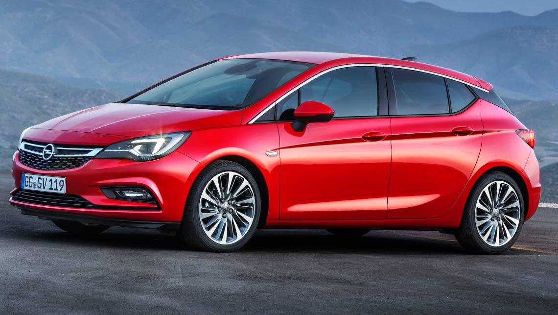 Holden Astra 2016 review | CarsGuide