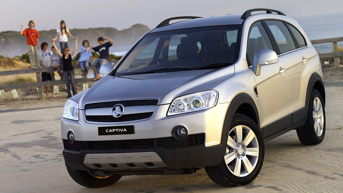 Used Holden Captiva Review 2006 2011 Carsguide