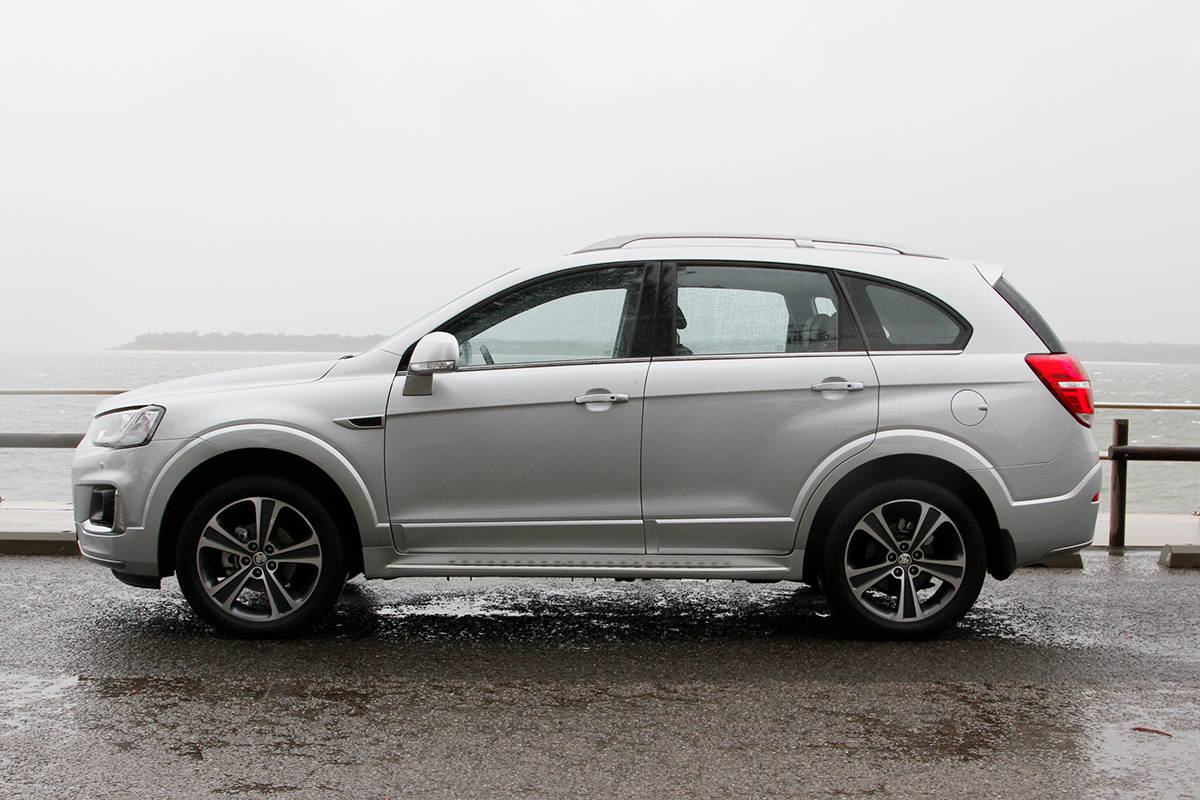 Holden Captiva LTZ diesel 2017 review | CarsGuide